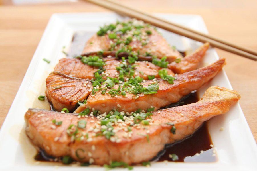 魚料理のイメージ画像