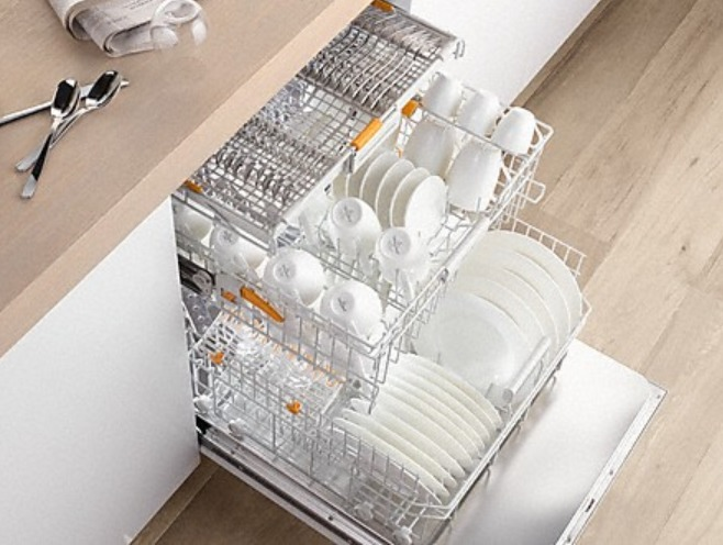 ミーレの食洗器